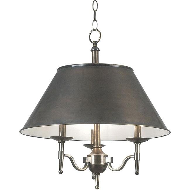 Hastings 3-light Pendant