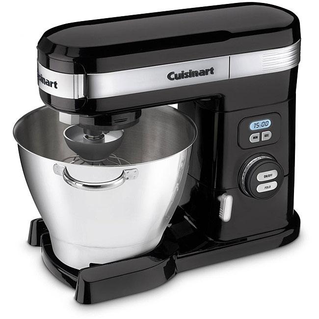Cuisinart SM-55BK Black 5.5-quart Stand Mixer