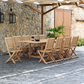 Amazonia Teak Toulouse 11-piece Teak Dining Set|https://ak1.ostkcdn.com/images/products/4675994/P12596131.jpg?_ostk_perf_=percv&impolicy=medium