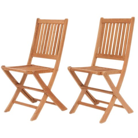 Havenside Home Tottenville Dining Side Chairs (Set of 2) - N/A
