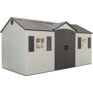 Lifetime Side Entry Shed