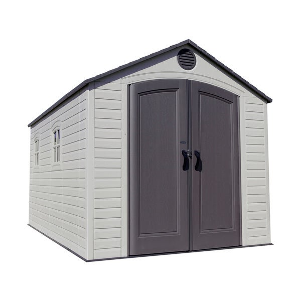 Garden Sheds 8 X 5 lifetime outdoor storage shed (8' x 12.5') - free shipping today