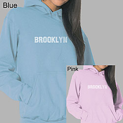 Los Angeles Pop Art Women's 'Brooklyn' Hoodie