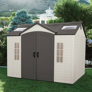 Outdoor Storage Sheds & Boxes
