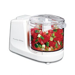 Proctor Silex White 1.5 Cup Food Chopper