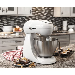 Hamilton Beach 63221 Eclectrics All-Metal Stand Mixer