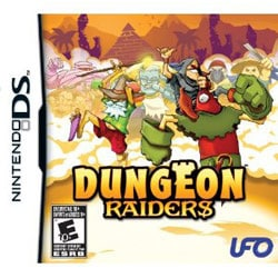 Nintendo DS - Dungeon Party