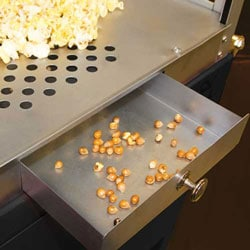 Carnival-style 8-oz Hot Oil Popcorn Machine - Thumbnail 2