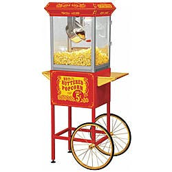 Full Size Red Carnival Style 8-oz Hot Oil Popcorn Machine with Cart|https://ak1.ostkcdn.com/images/products/4680225/Full-Size-Red-Carnival-Style-8-oz-Hot-Oil-Popcorn-Machine-with-Cart-P12599442.jpg?impolicy=medium