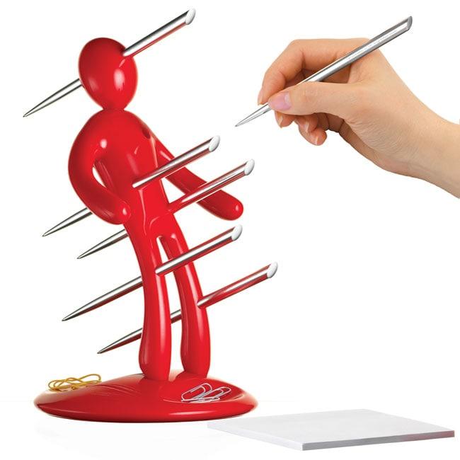 Voodoo The Ex Pen Set With Holder Designed By Raffaele