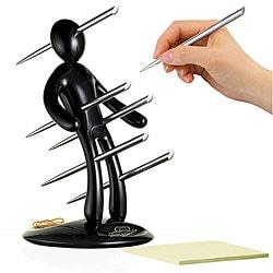 Voodoo/THE EX Pen Set with Holder designed by Raffaele Iannello