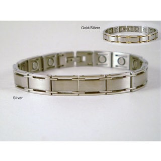 Magnetic Square Links Bracelet