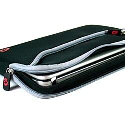Kroo Neoprene Sleeve for 10 Inch Netbooks and Tablets - Thumbnail 1