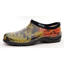 Sloggers Rain and Garden Shoe Women's Size 10 Midsummer Black