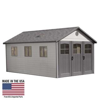 Lifetime Storage Building (11' x 21')