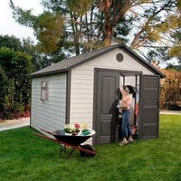 Lifetime Outdoor Storage Shed (11' x 13.5')