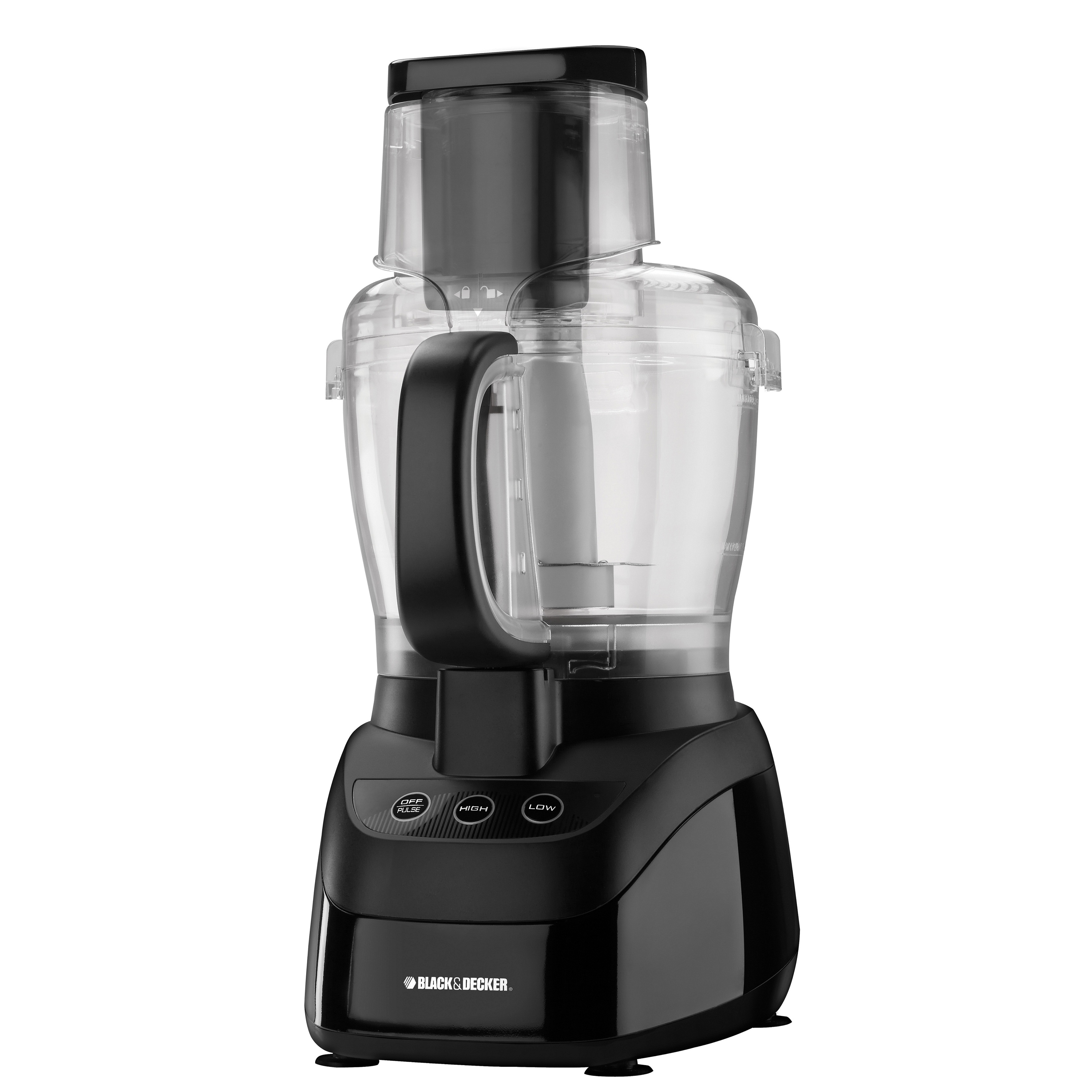 Black & Decker 10-Cup Wide-Mouth Food Processor, Size Ful...