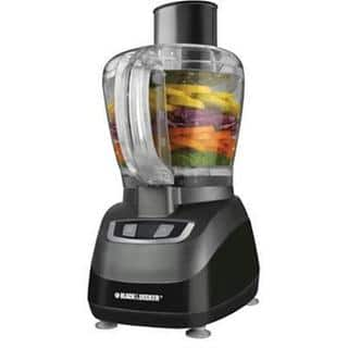 Black & Decker 8-Cup Food Processor