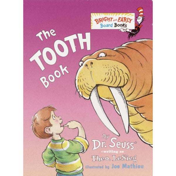 The Tooth Book (Board book)