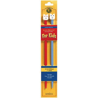 Lion Brand Kid's Size 10 Knitting Needles