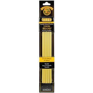 Yellow Size 8/ 5 mm Knitting Needles (Set of 5)