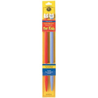 Lion Brand Kid's Size 15 Knitting Needles