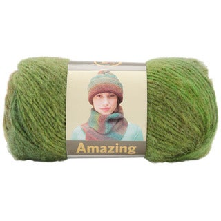 Lion Brand 'Amazing' Rainforest Yarn