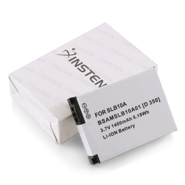 INSTEN Samsung Slb-10a Compatible Li-ion Battery