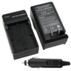 INSTEN Canon Lp-e6 Premium Compact Battery Charger Set - Thumbnail 1