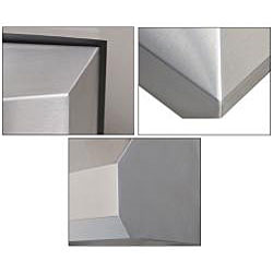 Brushed Stainless Steel 30-inch Under-cabinet Range Hood