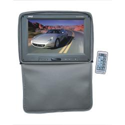 "Pyle PL1101HRGR 11"" Active Matrix TFT LCD Car Display - Gray"