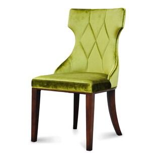 Regis Velvet Dining Chairs (Set of 2)