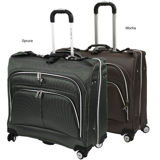 Shop Atlantic Odyssey Spinner Garment Bag Free Shipping