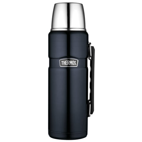 THERMOS SK2010MB4 40-ounce Stainless Steel Vacuum Insulted King Bottle