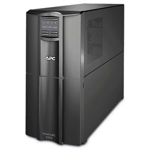 APC by Schneider Electric Smart-UPS SMT2200 2200VA Tower UPS