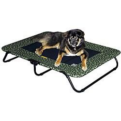 Shop Pet Gear Large Designer Pet Cot Free Shipping Today