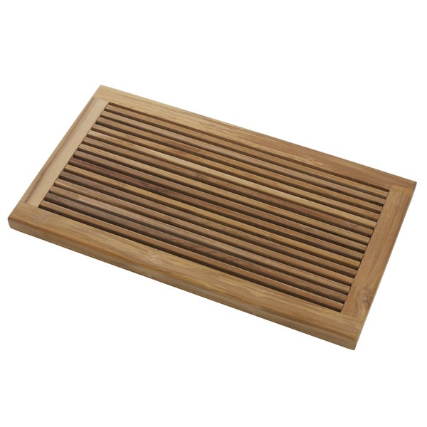 Prestigious Teak Doormat