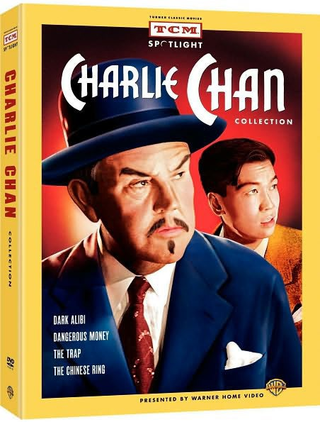 TCM Spotlight: Charlie Chan Collection (DVD)