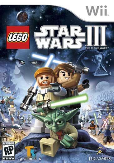 Wii - LEGO Star Wars III: The Clone Wars