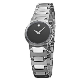 Movado Women's 0605904 'Temo' Stainless Steel Bracelet Watch