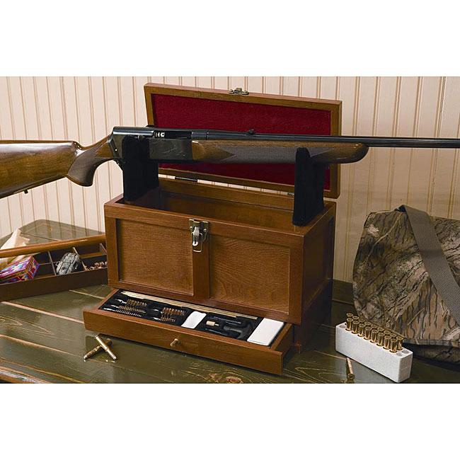 DAC Gunmaster 17-piece Universal Gun Cleaning Kit and Toolbox