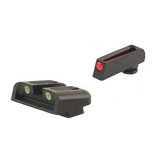 Truglo Brite-site Fiber-optic Handgun Sight Glock Low Set