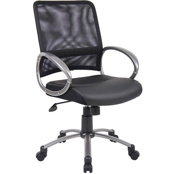 Boss Mesh Back Adjustable Task Chair