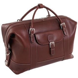 Siamod Amore 21-inch Durable Leather Carry-on Laptop Duffel Bag|https://ak1.ostkcdn.com/images/products/4694933/P12611199.jpg?impolicy=medium