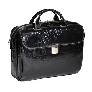 Siamod Women's Settembre Medium Leather Laptop Briefcase
