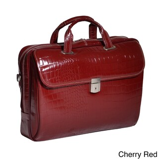 Siamod Women's Servano Small Leather Laptop Briefcase (2 options available)