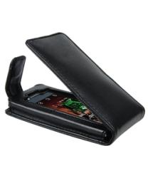 INSTEN Leather Phone Case Cover with Belt Clip for Microsoft Zune HD - Thumbnail 2