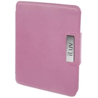 jWIN iLuv Carrying Case (Folio) for iPad - Pink