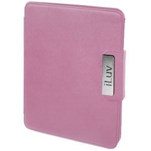 jWIN iLuv Carrying Case (Folio) iPad - Pink