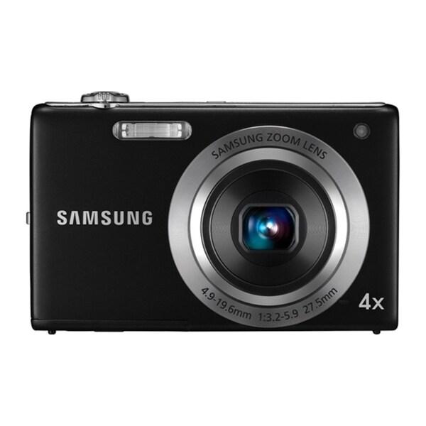 Samsung TL105 12.2 Megapixel Compact Camera - Black